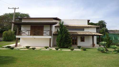 Casa de Condomínio, código 1890 em Itu, bairro Campos de Santo Antonio