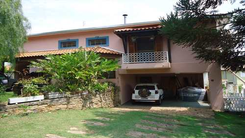Casa de Condomínio, código 1859 em Itu, bairro Campos de Santo Antonio