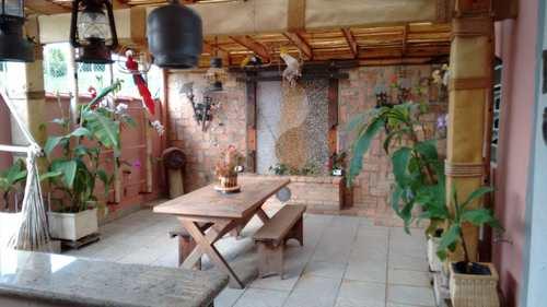 Casa de Condomínio, código 1837 em Itu, bairro Campos de Santo Antonio