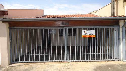 Casa, código 1847 em Itu, bairro Jardim Santa Tereza