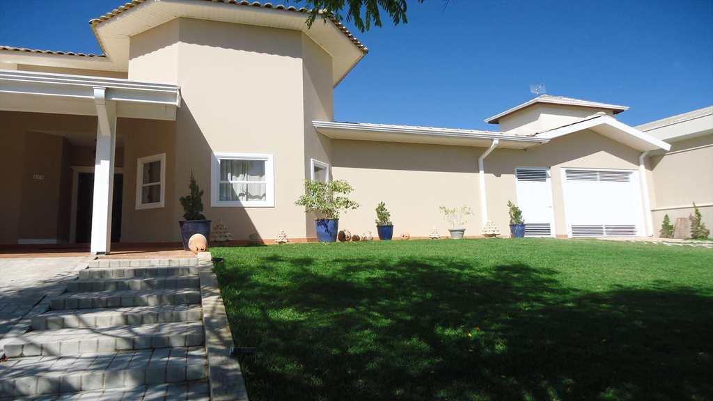 Casa de Condomínio em Itu, bairro Jardim Santa Monica