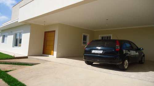 Casa de Condomínio, código 1815 em Itu, bairro Jardim Santa Monica