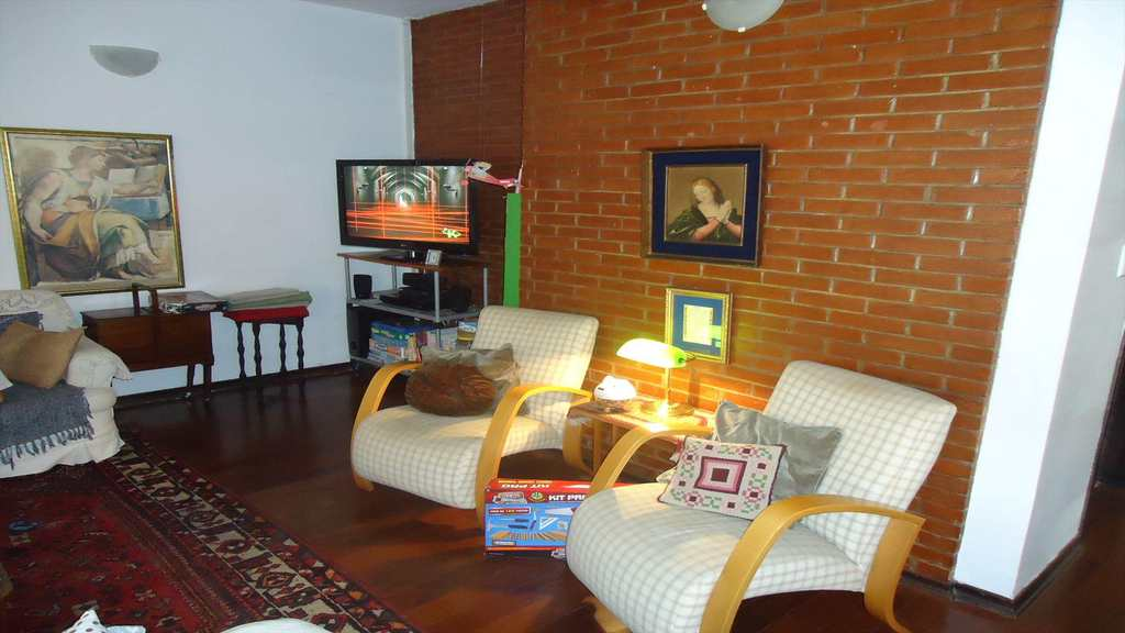 Casa em Itu, bairro Brasil