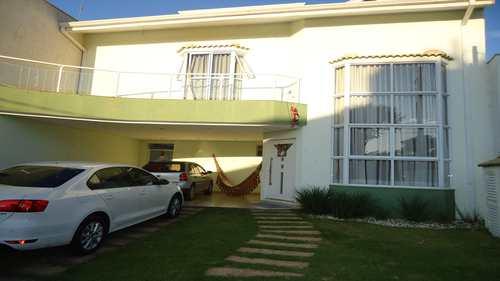 Casa de Condomínio, código 1766 em Itu, bairro Parque do Varvito