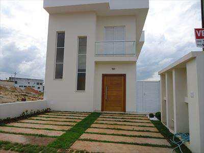 Casa de Condomínio, código 1672 em Itu, bairro Portal dos Sabiás