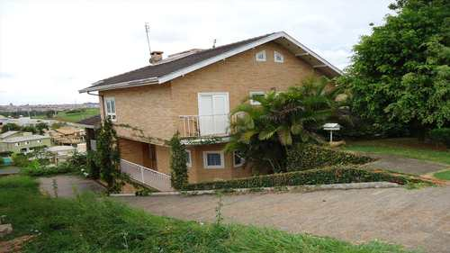 Casa de Condomínio, código 1658 em Itu, bairro Campos de Santo Antonio