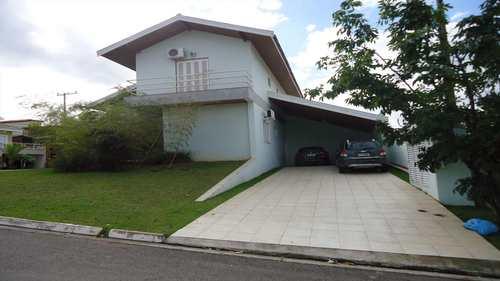 Casa de Condomínio, código 1310 em Itu, bairro Jardim Theodora