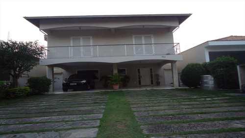 Casa de Condomínio, código 1549 em Itu, bairro Terras de São José Urbano Portella