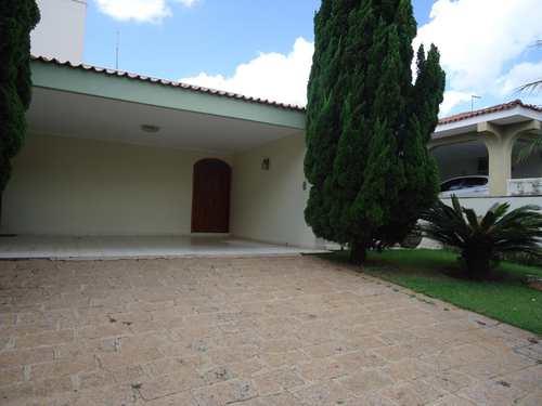 Casa de Condomínio, código 1943 em Itu, bairro Condomínio Portal de Itu