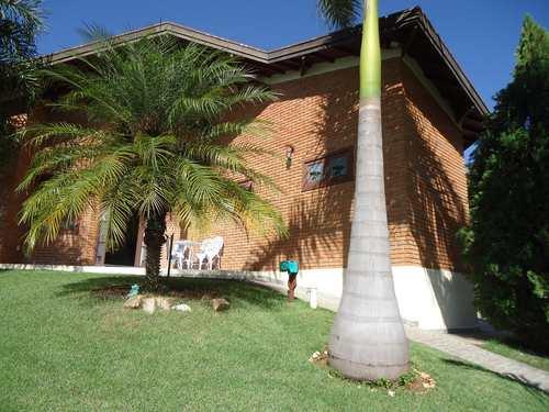 Casa de Condomínio, código 1949 em Itu, bairro Campos de Santo Antonio