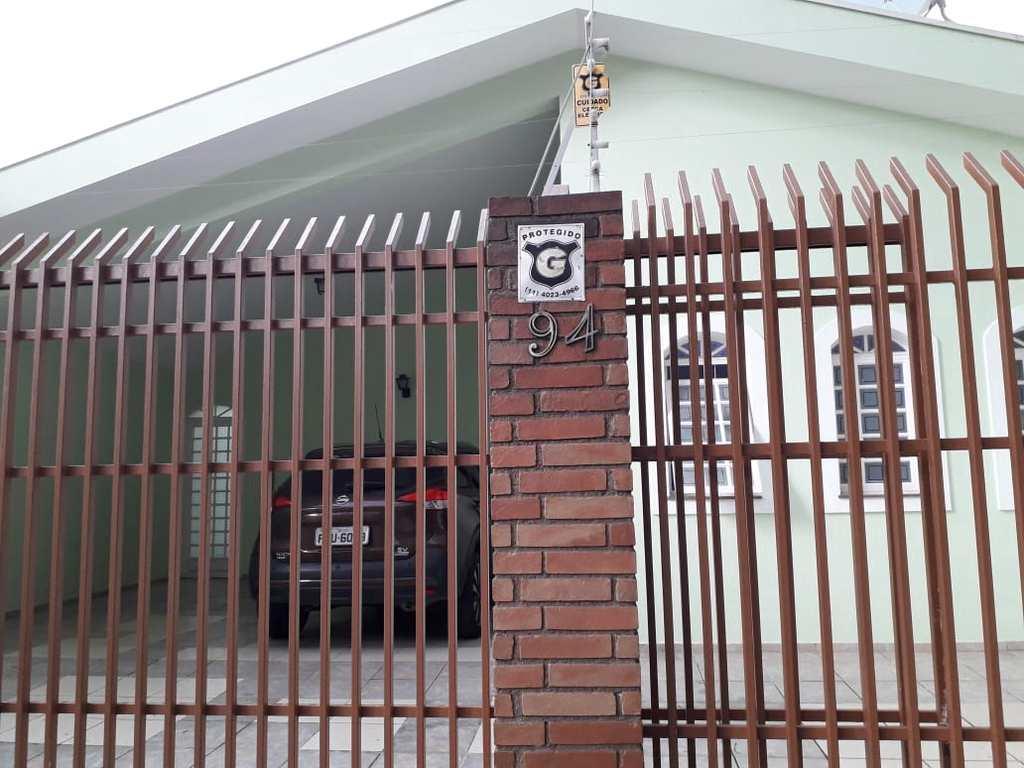 Casa em Itu, no bairro Jardim Paraíso