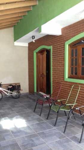 Sobrado, código 8740 em Sorocaba, bairro Jardim Pacaembu