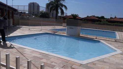 Apartamento, código 8753 em Votorantim, bairro Parque Bela Vista