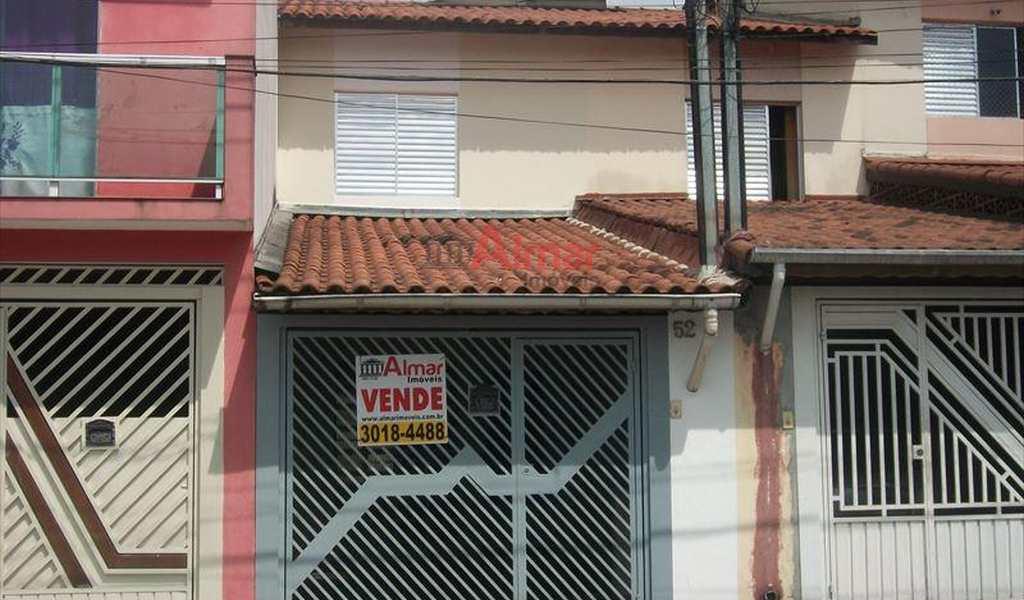 Sobrado em São Paulo, bairro Vila Progresso (Zona Leste)