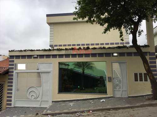 Sobrado de Condomínio, código 6712 em São Paulo, bairro Vila Paranaguá