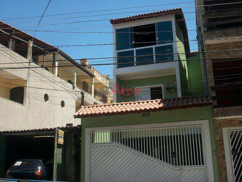 Sobrado em São Paulo, no bairro Cidade Líder