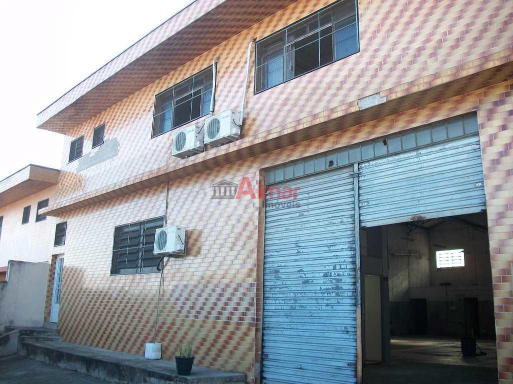 Galpão Industrial em São Paulo, bairro Itaquera