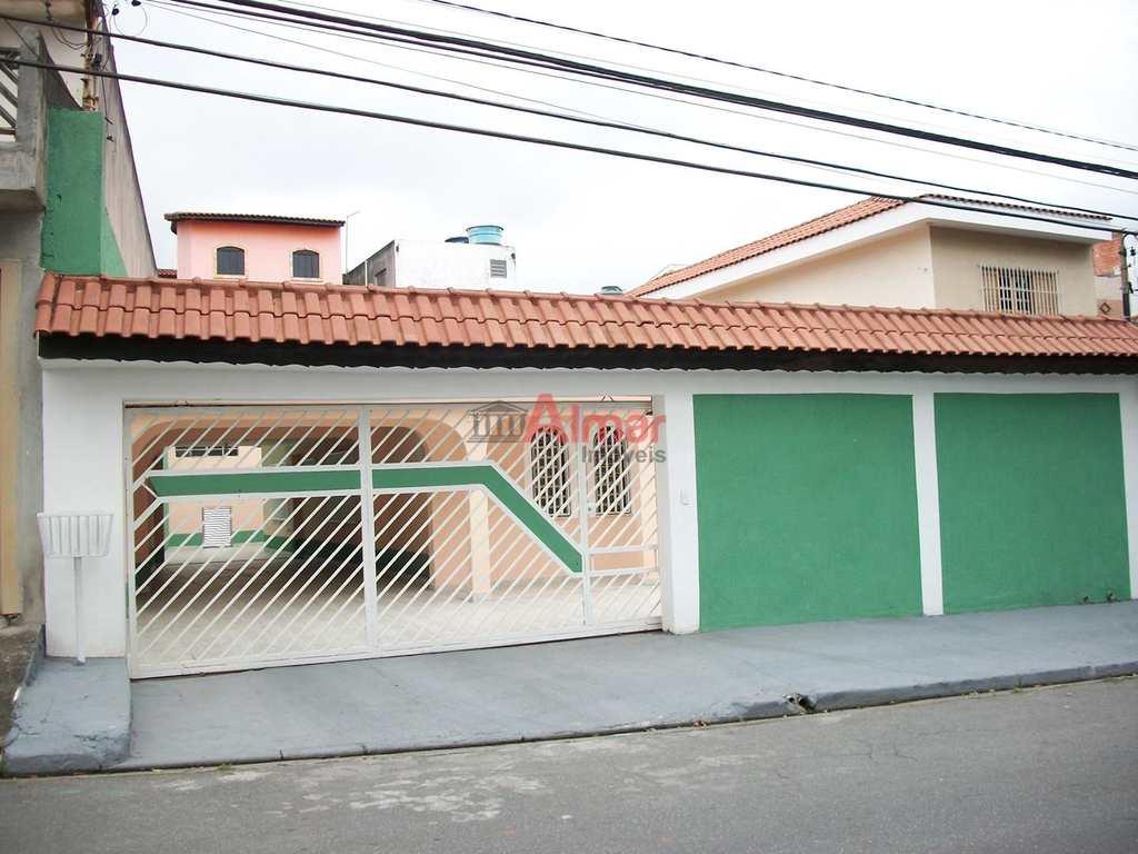 Casa em São Paulo, no bairro Jardim Nossa Senhora do Carmo