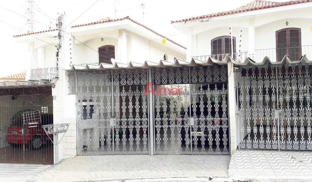 Sobrado em São Paulo, bairro Vila Buenos Aires