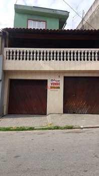 Sobrado, código 7674 em São Paulo, bairro Jardim Helian