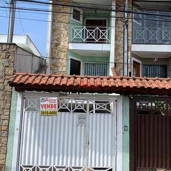 Sobrado em São Paulo, bairro Vila Nhocune