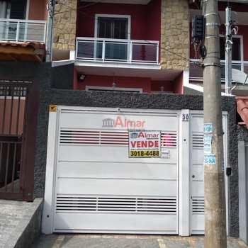Sobrado em São Paulo, bairro Artur Alvim
