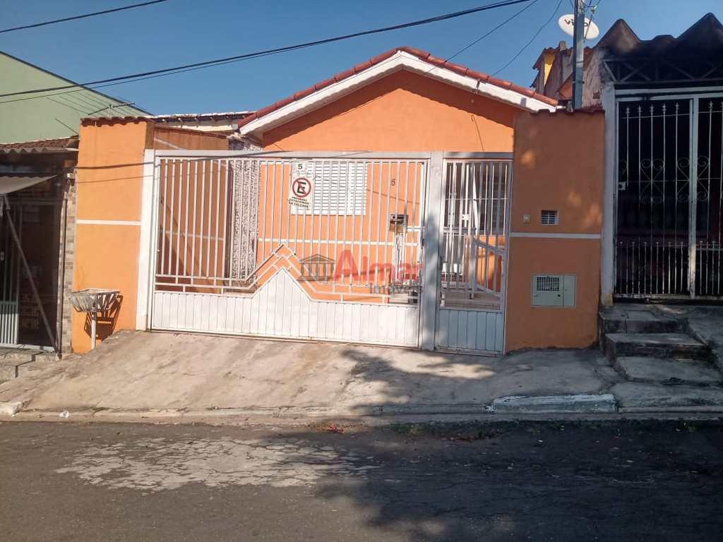 Casa em São Paulo, no bairro Itaquera