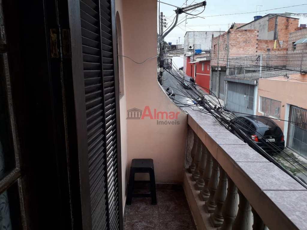 Sobrado em São Paulo, no bairro Parada XV de Novembro