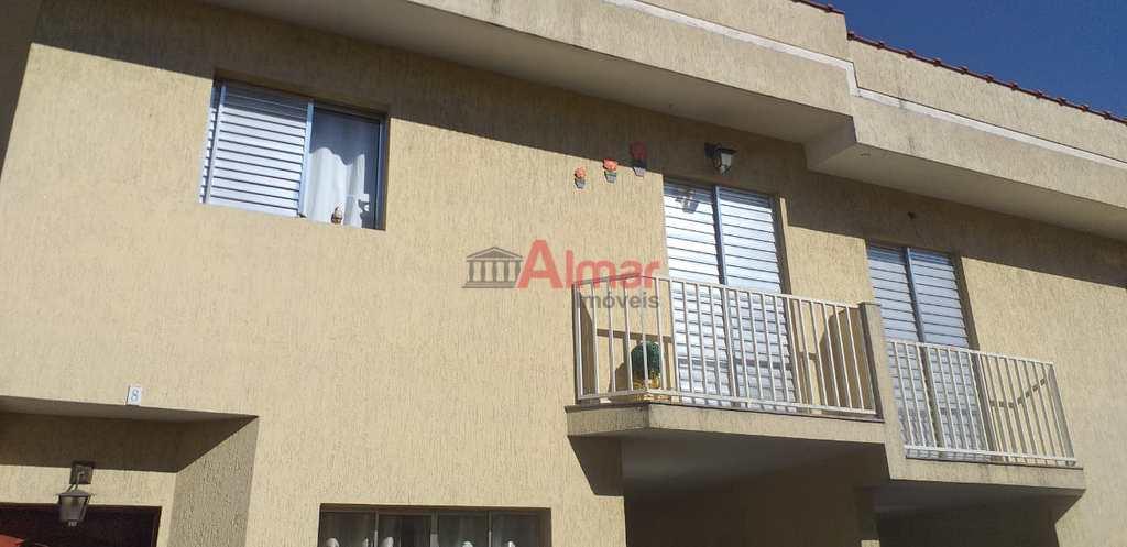 Casa de Condomínio em São Paulo, no bairro Jardim Imperador (Zona Leste)