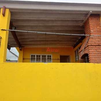 Sobrado em Ferraz de Vasconcelos, bairro Jardim Figueiredo