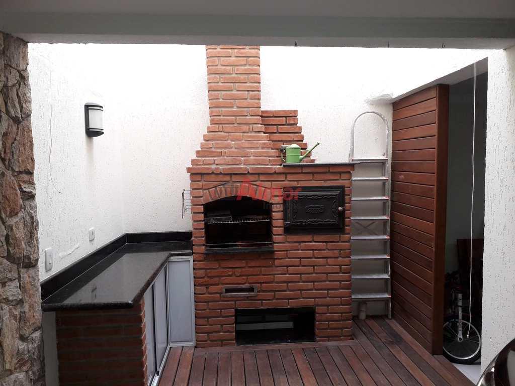 Casa de Condomínio em São Paulo, no bairro Vila Guilhermina