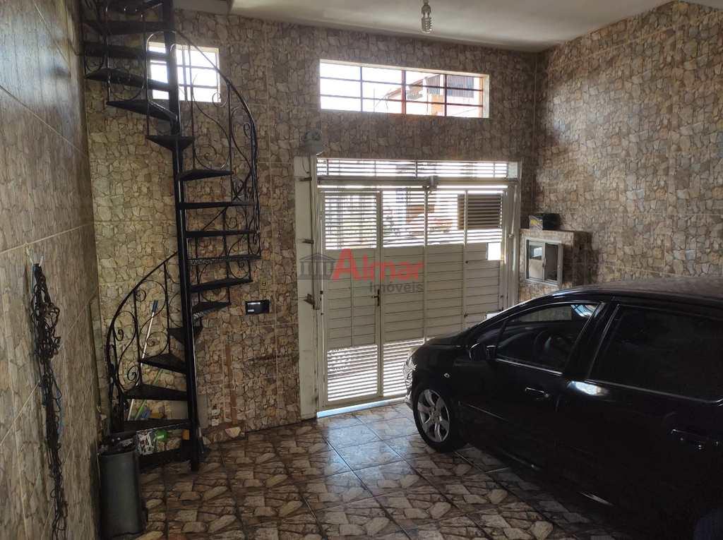 Casa em São Paulo, no bairro Vila Carmosina