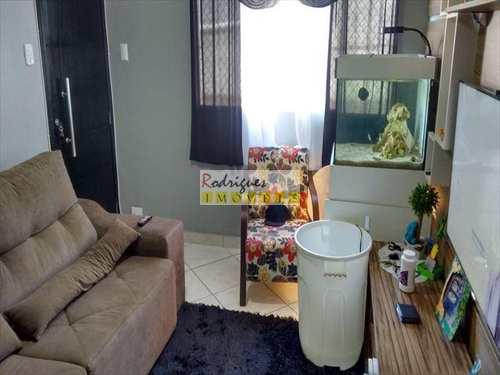 Apartamento, código 2791 em São Vicente, bairro Parque São Vicente
