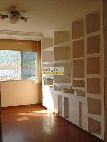 Apartamento, código 2786 em São Vicente, bairro Vila Voturua