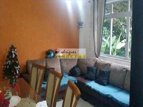 Apartamento, código 2673 em São Vicente, bairro Parque Bitaru