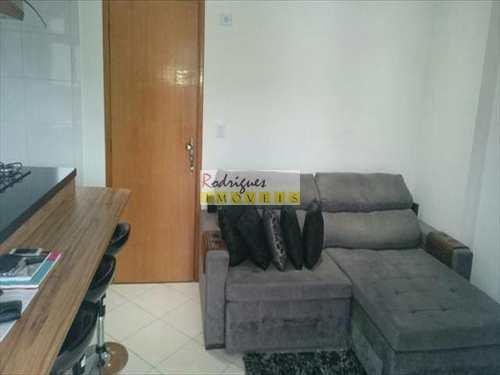 Apartamento, código 2538 em Praia Grande, bairro Canto do Forte