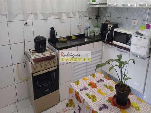 Apartamento, código 2516 em São Vicente, bairro Catiapoa