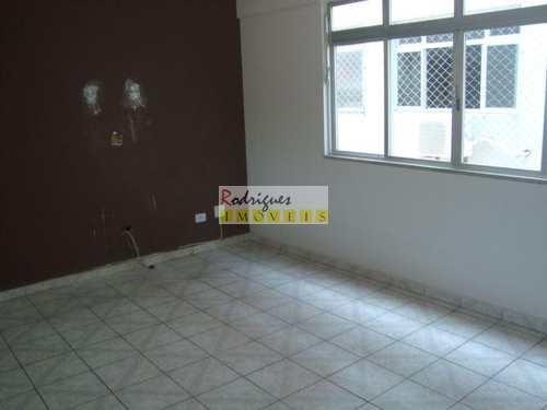 Apartamento, código 2392 em São Vicente, bairro Centro