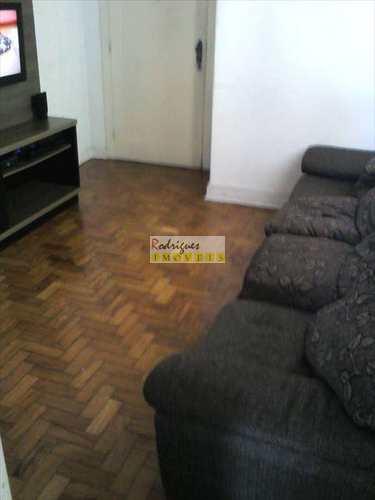 Apartamento, código 2319 em São Vicente, bairro Itararé