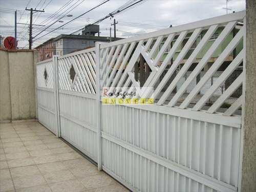 Sobrado, código 2198 em São Vicente, bairro Parque São Vicente