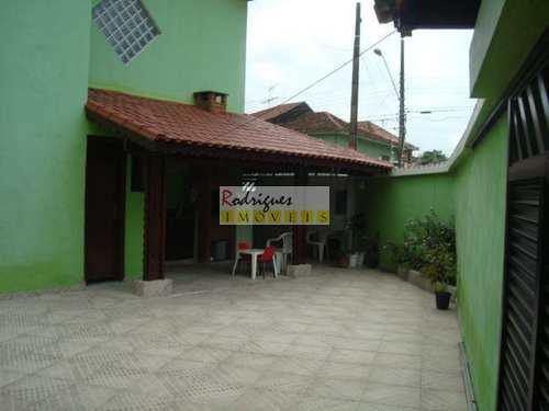 Casa, código 1913 em São Vicente, bairro Vila Cascatinha