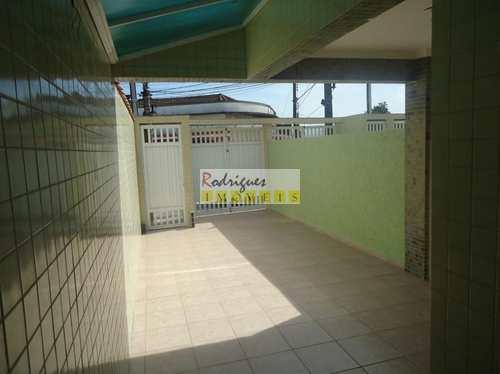 Casa, código 1743 em São Vicente, bairro Vila Voturua