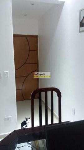 Apartamento, código 2853 em São Vicente, bairro Centro