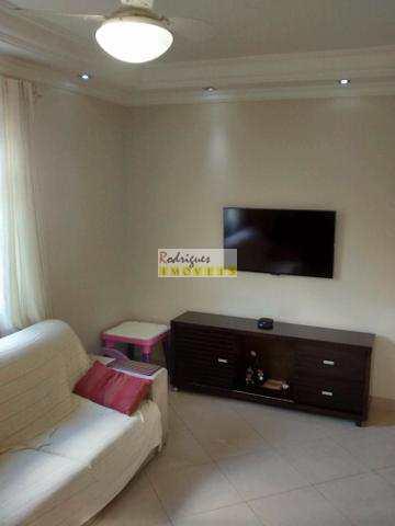 Apartamento, código 2875 em São Vicente, bairro Jardim Guassu