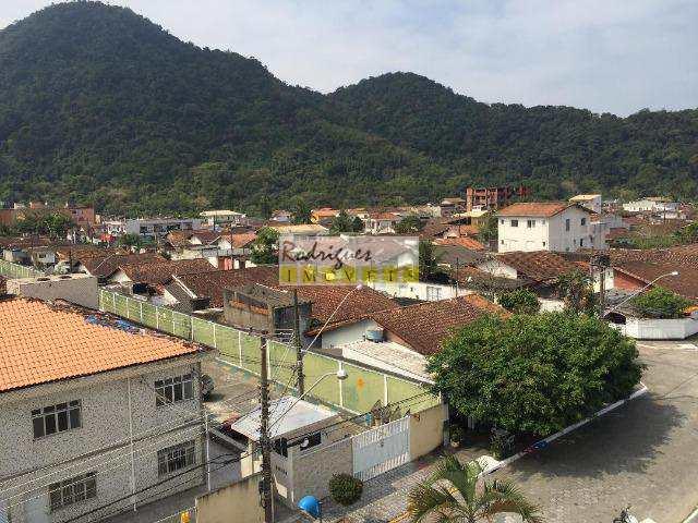 Sala Living em Praia Grande, no bairro Canto do Forte