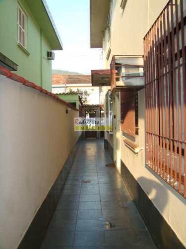 Apartamento, código 2987 em São Vicente, bairro Vila Valença