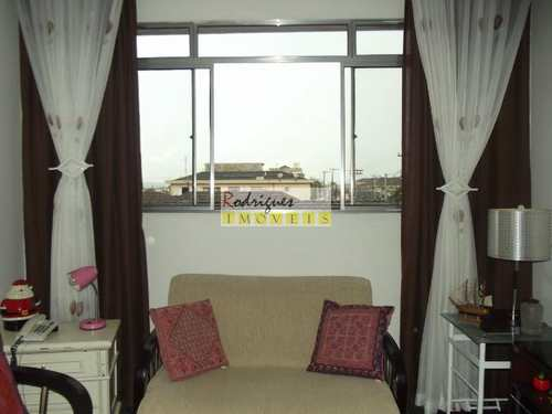 Apartamento, código 3001 em São Vicente, bairro Cidade Naútica