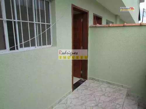 Sobrado, código 3053 em São Vicente, bairro Vila Jockei Clube