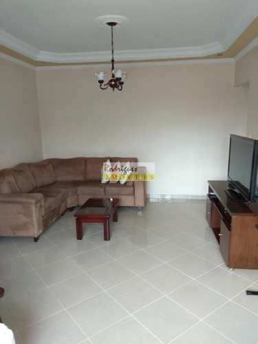 Apartamento, código 3073 em São Vicente, bairro Vila Valença