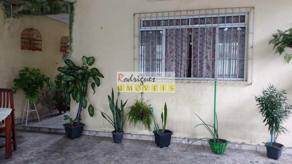 Casa em São Vicente, no bairro Jardim Paraíso